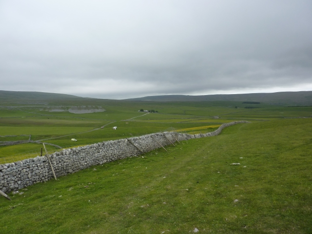 Pennine Way opens up after Malham Tarn House