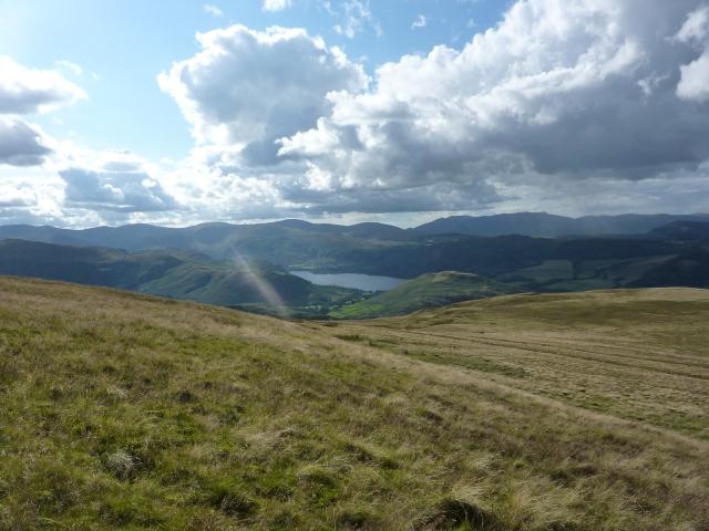 On slopes of Load pot Hill