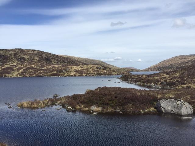Beautiful Loch Valley