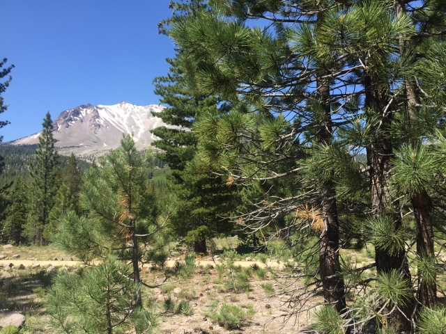 Mt Lassen
