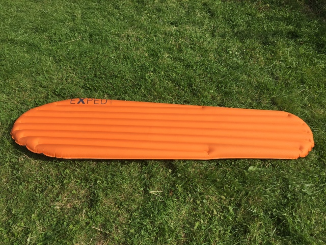Hyperlite mat from Exped